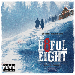 OST - Омерзительная восьмёрка / Quentin Tarantino's The Hateful Eight [Music by Ennio Morricone]