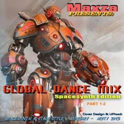 VA - Global Dance Mix - Spacesynth Edition Part 1-2