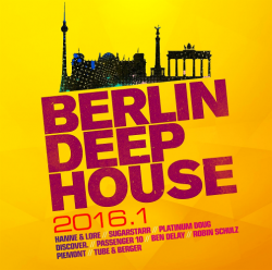 VA - Berlin Deep House 2016.1