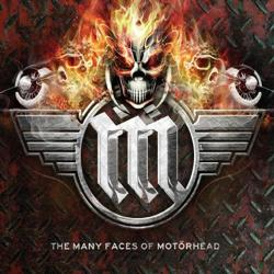 VA - The Many Faces Of Motorhead (3CD)