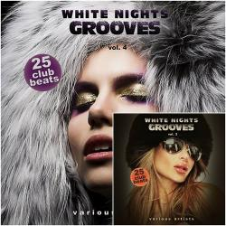 VA - White Nights Grooves Vol 3-4 (25 Club Beats)