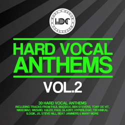 VA - Hard Vocal Anthems Vol 2