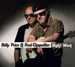 Billy Price Fred Chapellier - Night Work