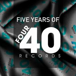 VA - 5 Years Of Four40 Records