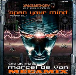 Marcel De Van - Open Your Mind -
