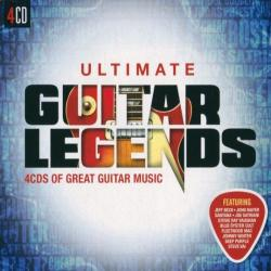 VA - Ultimate Guitar Legends (4CD)