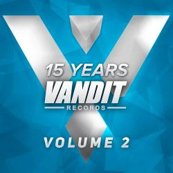 VA - 15 Years Of Vandit Records The Remixes Vol 2