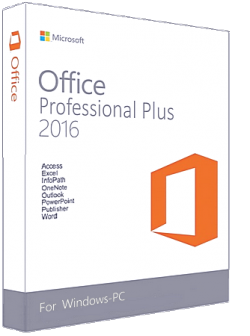 Microsoft Office 2016 Professional Plus 16.0.4266.1001 RePack by Hobo