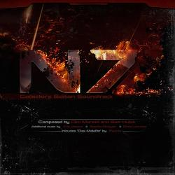 OST - Sam Hulick/Clint Mansell - Mass Effect 3: N7 Collector's Edition