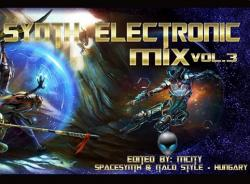 VA - Synth Electronic - Space Style Mix - Vol. 3