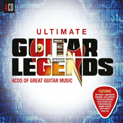 VA - Ultimate... Guitar Legends