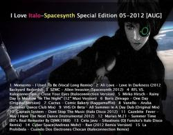 VA - I Love Italo Spacesynth Special Edition 5