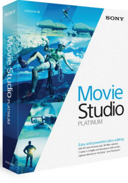 SONY Vegas Movie Studio Platinum 13.0 Build 932 x64