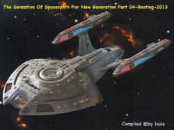 VA - The Sensation Of Spacesynth For New Generation Part 4