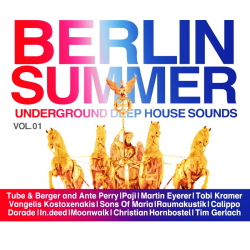 VA - Berlin Summer Vol 1 - Underground Deep House Sounds