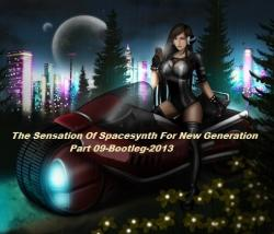 VA - The Sensation Of Spacesynth For New Generation Part 9