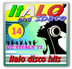 VA - SpaceSynth ItaloDisco Hits - 14 от Vitaly 72