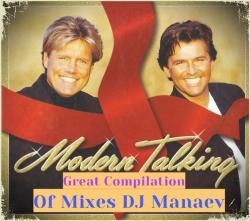 Modern Talking - Great Compilation Of Mixes DJ Manaev (2)