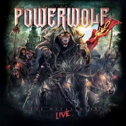 Powerwolf - The Metal Mass Live (2CD Earbook Edition)