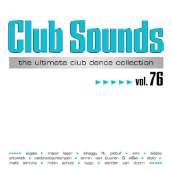 VA - Club Sounds: The Ultimate Club Dance Collection Vol.76