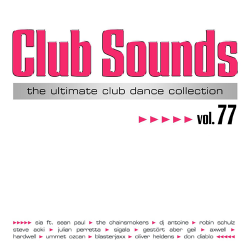 VA - Club Sounds: The Ultimate Club Dance Collection Vol.77