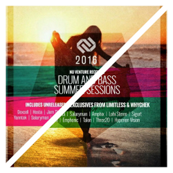 VA - Nu Venture Records Drum Bass Summer Sessions