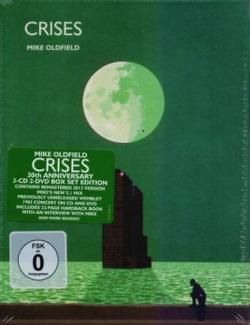 Mike Oldfield - Crises (3CD) (30th Anniversary Super Deluxe Edition)