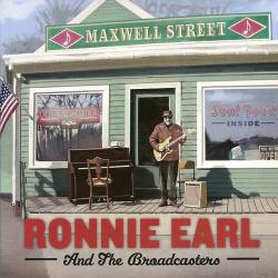 Ronnie Earl And The Broadcasters - Maxwell Street