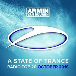VA - A State Of Trance Radio: Top 20 October