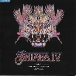 Santana - Santana IV: Live At The House Of Blues Las Vegas