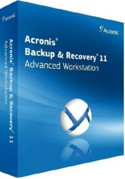 Acronis Backup Advanced Universal (v. 11.7.50058)