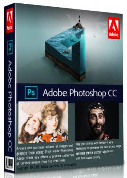 Adobe Photoshop CC 2017.0.0 (x86 + x64) RePack by D!akov