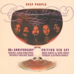 Deep Purple - Come Taste The Band (35th Anniversary Edition) (2CD)