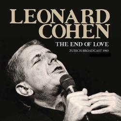 Leonard Cohen - The End of Love, Live in Zurich 1993