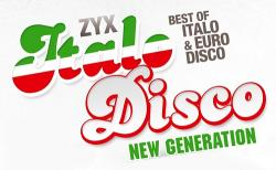VA - ZYX Italo Disco New Generation Vol. 1 - 9