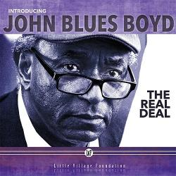 John Blues Boyd - The Real Deal