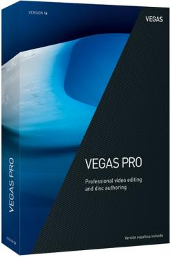 SONY Vegas Movie Studio Platinum v13.0 Build 954/955RePack