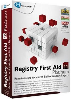 Registry First Aid Platinum 11.0.0 build 2394 Portable