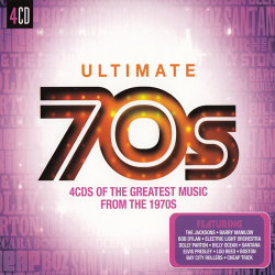 VA - Ultimate... 70s: 4CDs of the Great Music from the 1970s