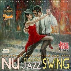 VA - Nu Jazz Electro Swing: 100 Lovers Hot Edition
