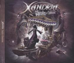 Xandria - Theater Of Dimensions (Limited Edition 2CD)