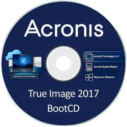 Acronis True Image 2017 New Generation Build 6116 BootCD