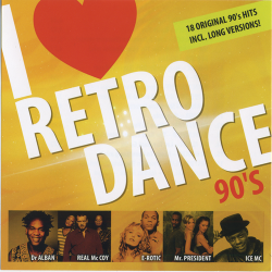 VA - I Love Retro Dance 90's