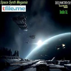 Dj Manuel Rios - Space Synth Megamix Vol. 1-2