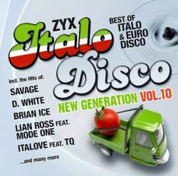 VA - ZYX Italo Disco New Generation Vol.10