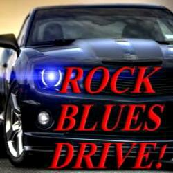 VA - Blues. Rock. Drive - Collection