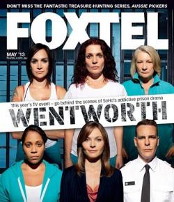 Уэнтуорт, 5 сезон 1-12 серии из 12 / Wentworth [IdeaFilm]