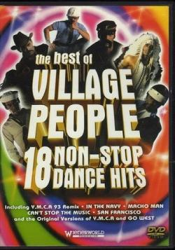 Village People - 18 Non-stop hits