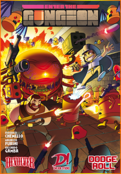 Enter The Gungeon: Collector's Edition [Steam-Rip от Let'sРlay]