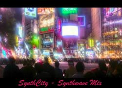 VA - SynthCity - Synthwave Mix